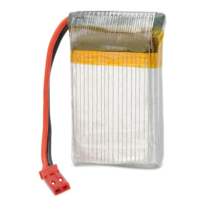 Replacement 3.7V 1100mAh Li-ion Battery for R/C Helicopter - Silver