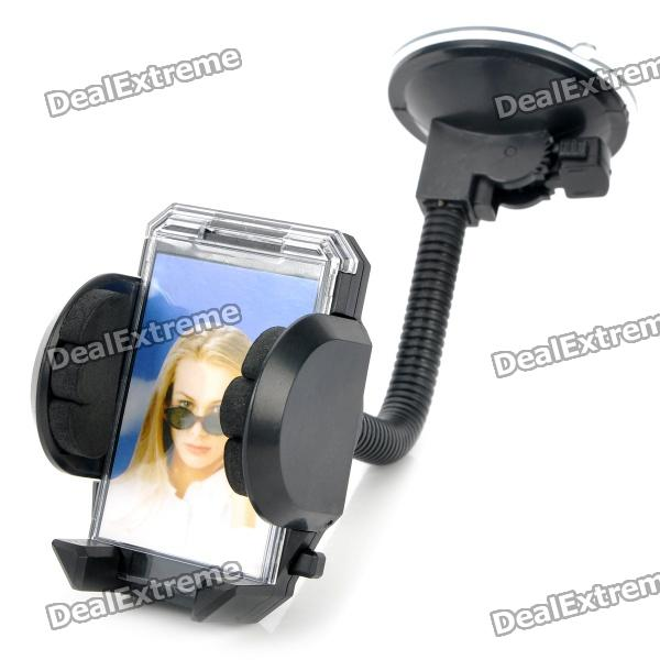 Car Windshield Suction Mount Bracket Holder for GPS/Mobile Phone/MP3/MP4/PDA