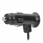 1-to-3 Car Cigarette Powered Adapter Charger with USB