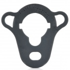 CQB SP-5 Rear Sling Plate Mount Adapter for Airsoft M4 - Black