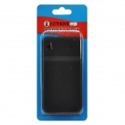 Replacement 3.7V/3500mAh Battery Pack + Back Case for Samsung i9000 Galaxy S / EPiC 4G - Black