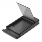 Battery Charging Dock Cradle for Samsung i9000 - Black