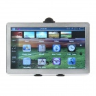 "7.0"" Touch Screen WinCE 6.0 GPS Navigator w/ Bluetooth / AV IN / FM (4GB TF Card with Europe Map)"