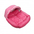 Cute Comfortable Pet Bed for Chihuahua / Minlature Pinscher / Cat / Rabbit - Rosy (S)