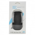 Protective Environment-Friendly Silicone Soft Skin Protector for Apple Magic Mouse - Black