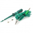 Car Safety Automotive Electrical Circuit Tester with LED Luminotron (DC 6-24V)