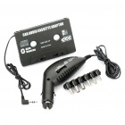 Miyota Car Stereo Cassatte Line In Adapter with Car Charger