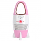 Missile Style Safety Bladeless Fan - Pink