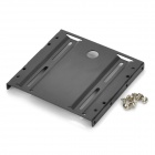 "2.5"" HDD to 3.5"" HDD Mounting Adapter Bracket Dock - Black"