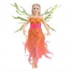 Flitter Fairies Image Doll Toy with Flapping Wings - Mara (1 x CR1620)
