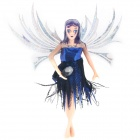 Flitter Fairies Image Doll Toy with Flapping Wings - Aerioth (1 x CR1620)