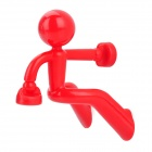 Magnetic Man Key Holder - Red