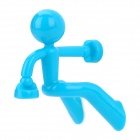 Magnetic Man Key Holder - Blue