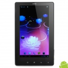 "7"" Capacitive Touch Screen Android 4.0 Tablet w/ WiFi / 3G / Dual Camera / TF - White + Black (8GB)"