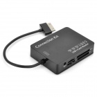Connection Kit w/ 3-USB Hub / TF / SD / M2 / MS Card Reader for Samsung Galaxy Tab P7300 + More