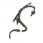 Cool Dragon Style Zinc Alloy Right-Ear Earring - Bronze