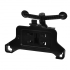 Car Swivel Air Outlet Mount Holder for Sony LT26i - Black