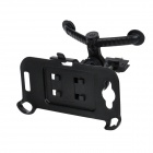 Car Swivel Air Outlet Mount Holder for HTC One S - Black