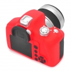 Creative Camera Shaped Coins Bank Money Box - Red + Black + Silver