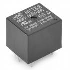 HK3FF-DC5V-SHG 5-Pin Power Relay - Black (5PCS)