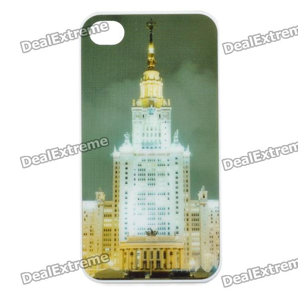 moscow-state-university-pattern-protective-case-w-flashing-led-for-iphone-4-4s-1-x-cr2025