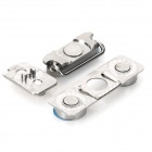 Replacement On/Off + Ring/Silent + Volume Keys Set for Iphone 4 - Silver
