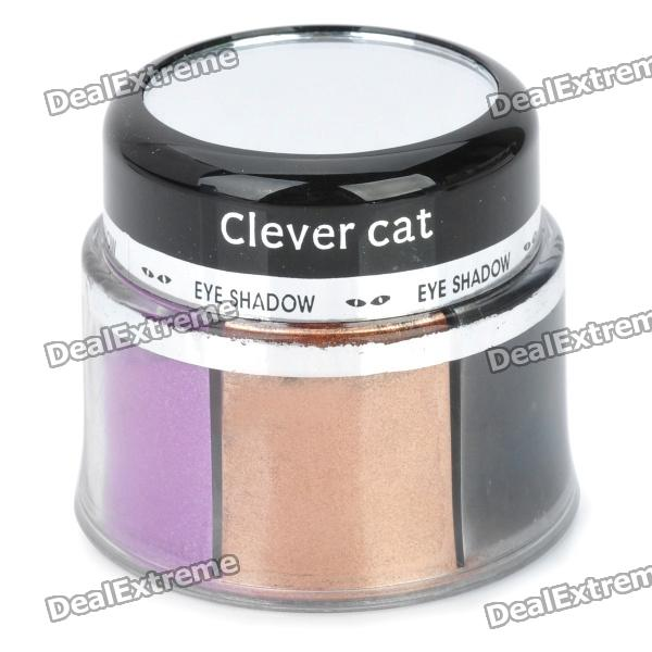 Charming Cosmetic Makeup 6-Color Eye Shadow Kit cosmetic makeup 24 color eye shadow 3 color grooming powder 3 color blusher palette black
