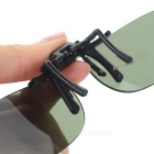 Clip-on UV400 Attachment Sunglasses
