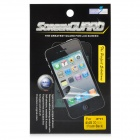 3D Diamond Effect Protective Matte Frosted Front + Back Skin Screen Protector Film for Iphone 4/4S
