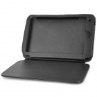 "Protective Folding PU Leather Case for 7"" Tablet - Black"
