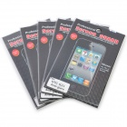 Protective Matte Screen Protector Guard w/ Cleaning Cloth for HTC G21 (5-Pack)