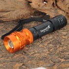 SacredFire NF-815 Cree XM-L T6 800LM 3-Mode White Light LED Flashlight (1 x 18650)