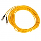 Fiber Optic Jumper Cable - Yellow (10-Meter)
