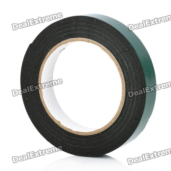 Double-Sided Foam Adhesive Tape - Black (5M) 150mm 55m 300lse pet ultra strong adhesion double sided sticky tape for electronics touch panel nameplate frame display assemble