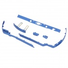 Replacement Side Cover Frame Kit for PSP 2000 - Blue