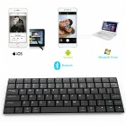Bluetooth V3.0 84-ключ Wireless Keyboard - Black