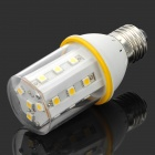E27 3500K 4,4 W 270-Lumen 22-5050 SMD LED Warm White Light Bulb (AC 220V)