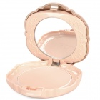 BOB Cosmetic Makeup Powder w/ Puff / Mirror - Dark Beige (03#)