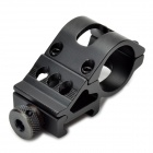 20mm Aluminum Alloy Gun Rail Mount - Black