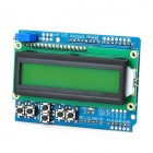 "2.6"" LCD Keypad Shield Expansion Board for Arduino (Works with Official Arduino Boards)"