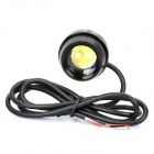 10W 210LM 6000~6700K Eagle Eye White LED Light for Car (12V)