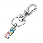 BAZO Fashion Stainless Steel Keychain