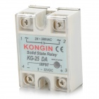 SSR-25DA 25A Solid State Relay - White