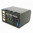 Replacement JVC VF823 7.4V 2200mAh Battery for GZ-MS100 / MS120 + More - Black