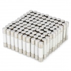 7A Ceramic Tube Fuse Set (100-Piece Pack / 5 x 20mm)