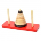 Intelligence Training Tower of Hanoi Toy - Wood