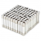 2A Ceramic Tube Fuse Set (100-Piece Pack / 6 x 30mm)