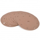 P120 Professional Velcro Sand Discs Polishing Sanding Paper (10-Piece Pack)