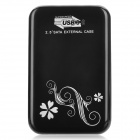 "2.5"" USB 3.0 Hard Disk Drive - Black (320GB)"