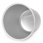Cuisine Cup style gâteau Pudding Mold - Argent